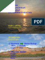 6. Dampak Pembangunan Terhadap Ekosistem Daratan