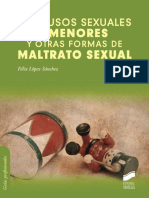 Los abusos sexuales a menores y otras formas de maltrato sexual - Félix López Sánchez.pdf