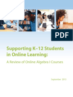 Supporting k 12 Students Online Learning 2
