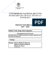 Produccion Alamos Provincia Mendoza