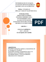 Diapositivas - Vitamina e