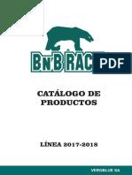 Catalogo Bnb