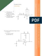 Ejercicios Para El Primer Examen Parcial Electronica Analogica