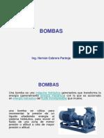 Bombas Clase