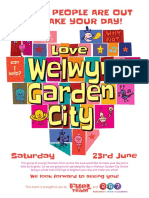 Love Welwyn Garden City 2018