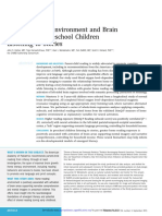 X Brain and Stories PEDS