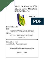 Trabajo de Gestion Publica y Social