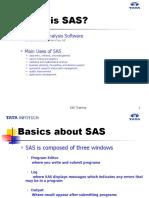 SAS By TATA