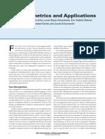 Facial Biometrics and Applications