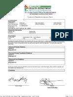 Taco Bell 23045 Port Huron Twp - PrintInspection