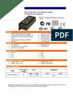 PSA16U-480-POE