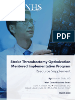 Stroke Thrombectomy Mentored Implementation Program