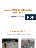 Laboratorio de Ingenieria Electrica
