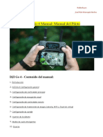 DJI Go 4 Manual Español