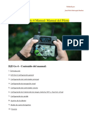 Dji Go 4 Manual