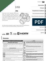 Manuale italiano fuji FinePix HS10