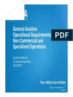 Operational Requirements NCO NCC SPO