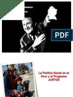 Política Social Aprista (2006-2011)