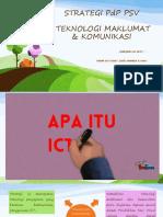 Strategi Pdp Psv Ict