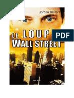Le loup de Wall Street - Belfort, Jordan.pdf