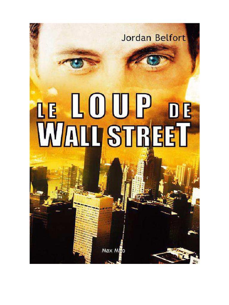 De Wall Le pdf Loup BelfortJordan Street rdCBWoex