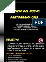 Manejo Del Nuevo Partograma Oms