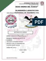 Manejo,Disponiblidad y Uso de La Hidrologia Inca en La Epoca Incaica (Monografia -Hidrologia General (Arotaipe Gutierrez Oscar,Oliverita Quispe Edson))