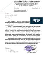 Proposal Bimtek Desa Th.2018