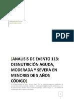 Análisis de Evento Epidemiológico 113 (DNT en menor de 5 años) - Grupo 2.docx