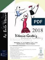 Programa Asi Baila Vitoria 2018