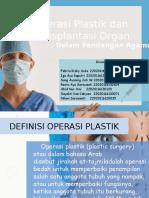 Operasi Plastik Dan Transplantasi Organ