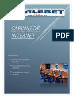 Cabinas de Internet (1)