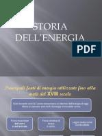 1. Introduzione Alla Storia Dell'Energia