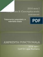 2016 sem I amprentarea conceptia scolii romanesti trat preprotetic in edentatia totala.ppt