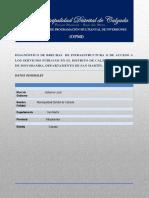Criterios de Priorización para la elaboración de la cartera de inversiones