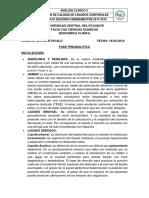 Sistema de Gestión de Calidad General Protocolos