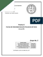 Reporte 9 Hidrologia