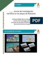 7. Playas Riohacha