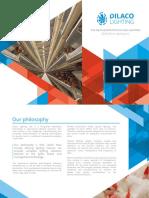 Dilaco Lighting Ltd. Brochure 2018
