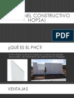 PHC (Panel Constructivo Hopsa)