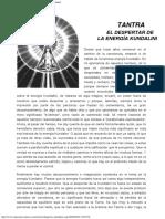 Tantra Nueva Tierra - El Despertar de la Energía Kundalini.pdf