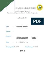 Informe 1 + discusion