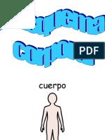 VocabULARIO El Esquema Corporal