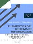 Elementos Del Sistema de Informacion