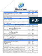 elite car wash price list 2018 pdf