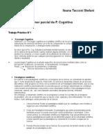 Resumen cognitiva