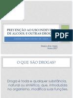 Drogas Slide Completo