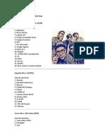 Cantantes Guatemaltecos y Sus Composiciones