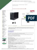 Nobreak Apc Surt8000xli Smart-ups Online 8,0 Kva (8000va) 230v R_t _ Apc Loja