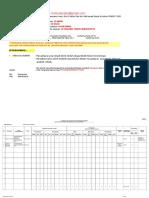 Format Borang Laporan Kebitaraan Akademik Ak-1 - Ak-4